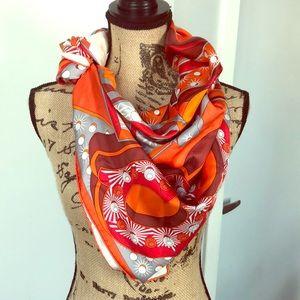Hermès Electrique Silk Scarf